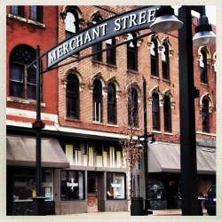 Merchant St.